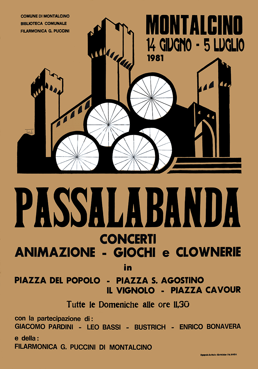 1981 - Passalabanda