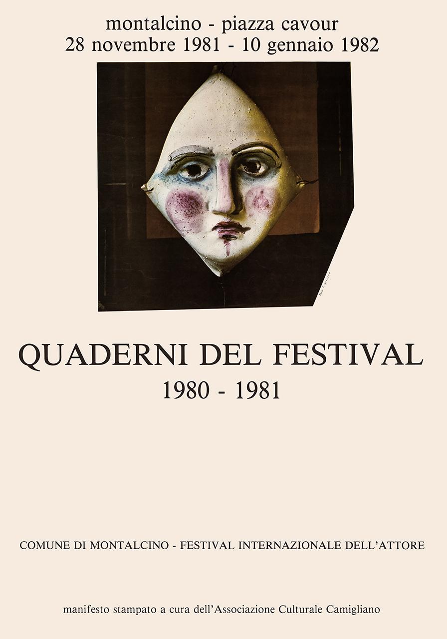 1981 Quaderni di Festival